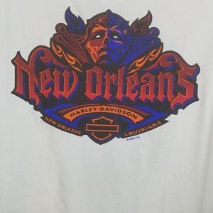 Harley-Davidson New Orleans Shirt